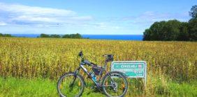 Bornholm – rowerem po duńskiej wyspie