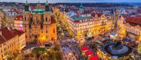 PRAGA – Jarmarki Bożonarodzeniowe!