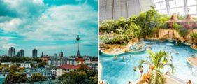 City Break – BERLIN + TROPICAL ISLAND!