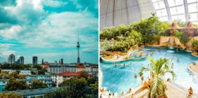 City Break – BERLIN + TROPICAL ISLAND!