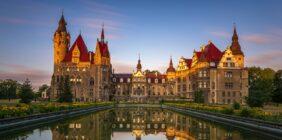 Zamek w Mosznej, Góry Opawskie i Opole!
