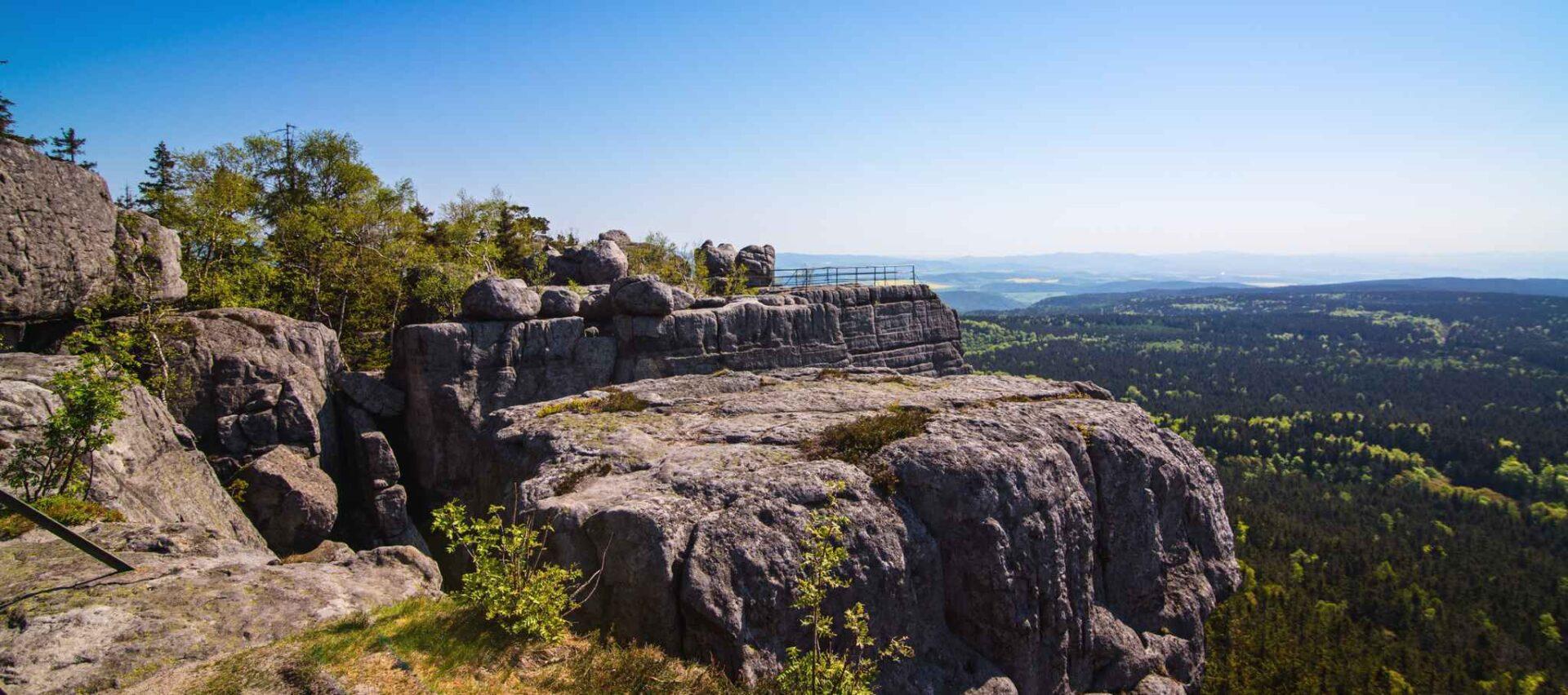 Weekend wśród skał – Góry Stołowe! [bez przejazdów nocnych]