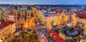 PRAGA – Jarmarki Bożonarodzeniowe! *PREMIUM*