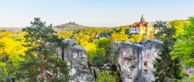Majówka w Czeskim Raju – zamki i skalne miasta!