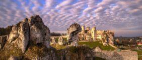 Szlakiem Orlich Gniazd – zamki, pustynia i jaskinia nietoperzy!