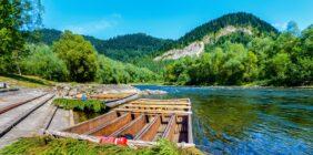 Złote Pieniny – spływ Dunajcem, zamek i szczyty! [Szczyt KGP]